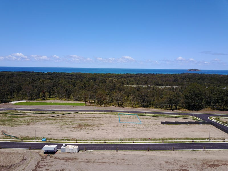 Lot 327 Mermaid Drive, Sandy Beach, NSW 2456