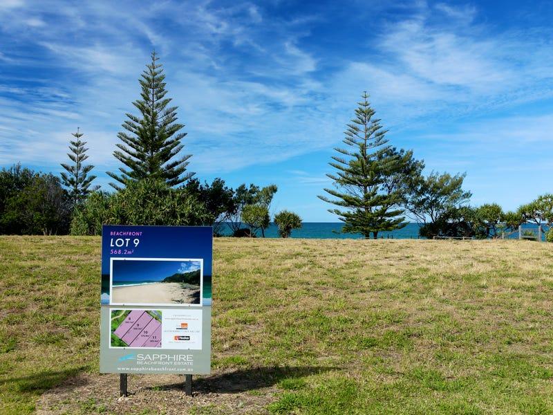 Lot 9 Oceanfront Drive, Sapphire Beach, NSW 2450