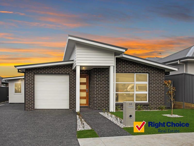 55 Saddleback Crescent, Kembla Grange, NSW 2526