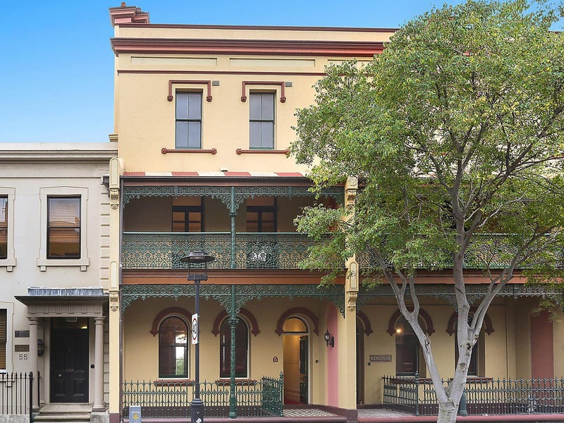 53 Lower Fort Street, Millers Point