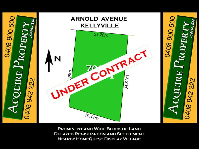 Proposed Lot 20 Arnold Avenue, Kellyville, NSW 2155