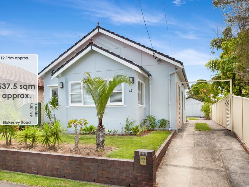 13 Blakesley Road, South Hurstville, NSW 2221