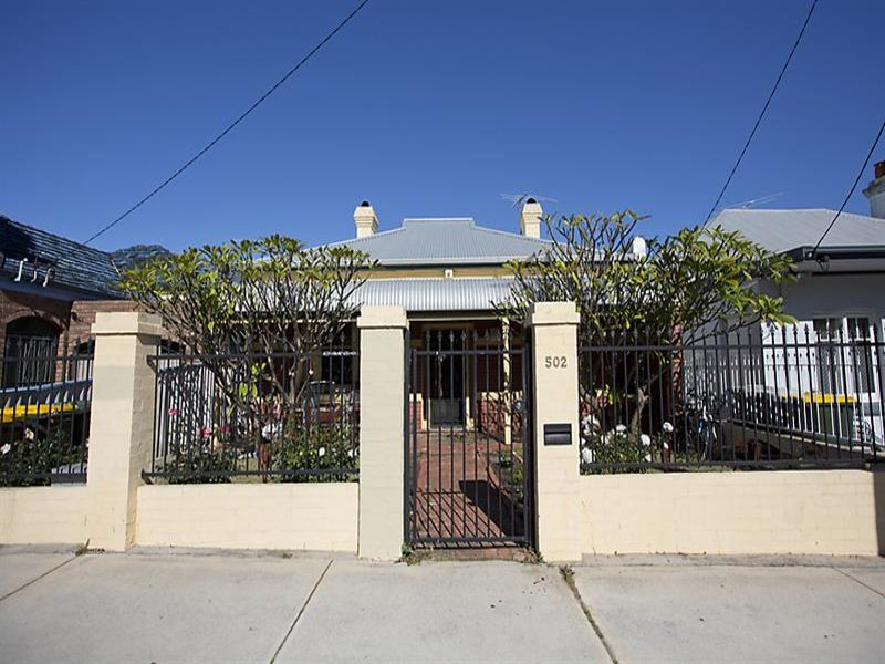 502 William Street, Highgate, WA 6003