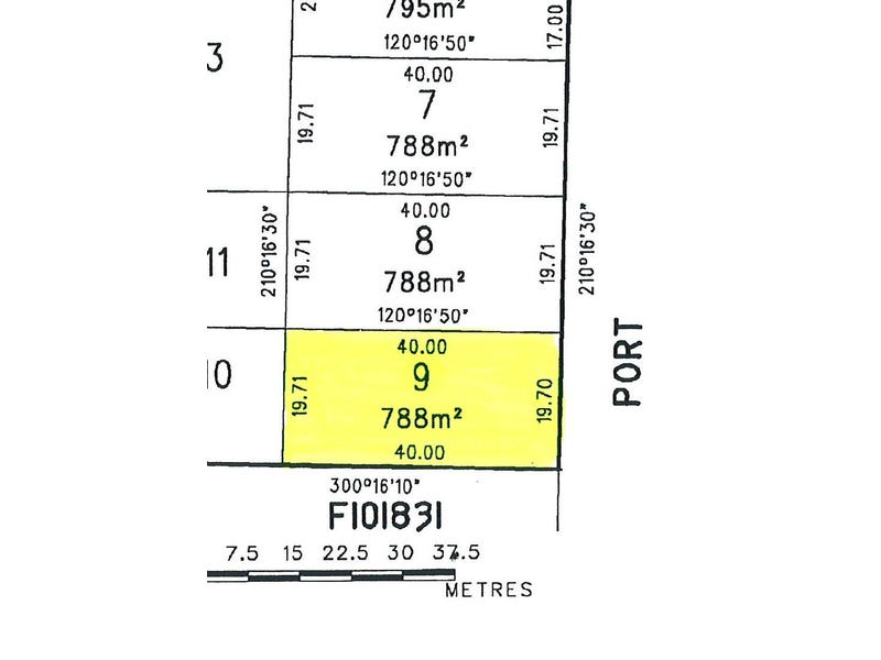 Lot 9 Port Davis Road, Port Pirie, SA 5540