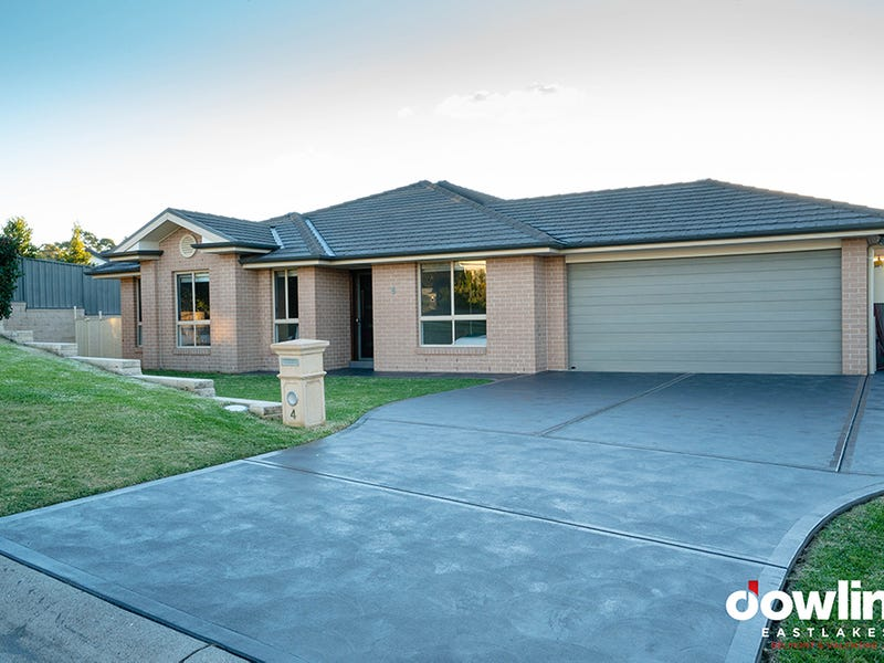 4 Kimberley Place, Macquarie Hills, NSW 2285