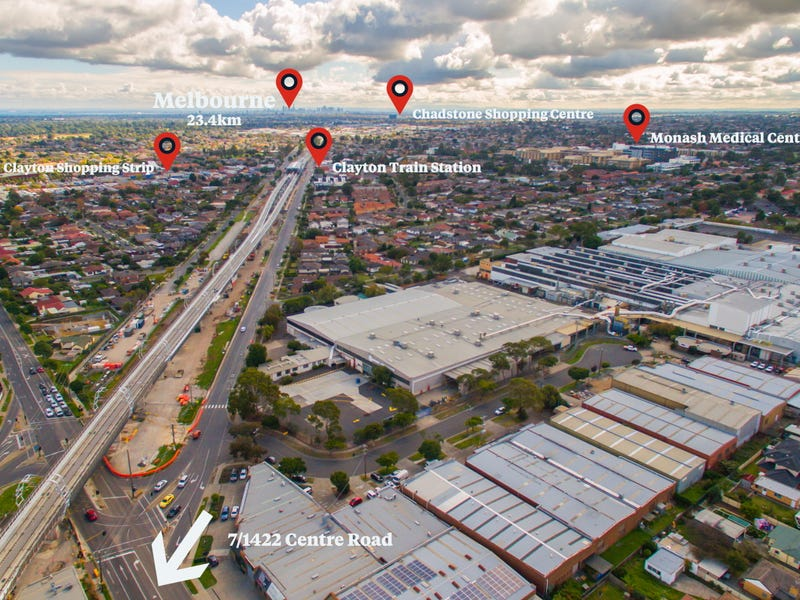 7/1422 Centre Road, Clayton South, Vic 3169