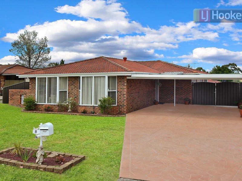 8 McFarlane Drive, Minchinbury, NSW 2770