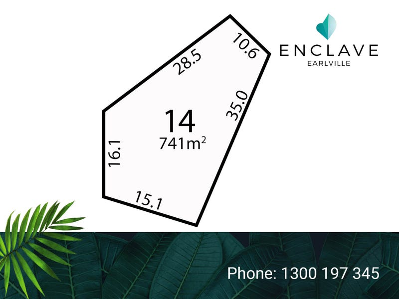 Lot 14, Enclave Bend, Cairns City, Qld 4870