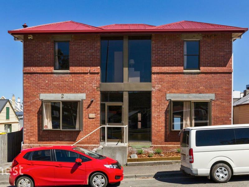 Rooms 1-4/2 Burnett Street, North Hobart, Tas 7000