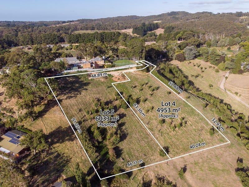 A 4 Crescent Drive, Norton Summit, SA 5136