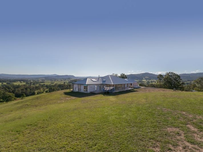 604 Dungog Road, MARTINS CREEK VIA, Paterson, NSW 2421