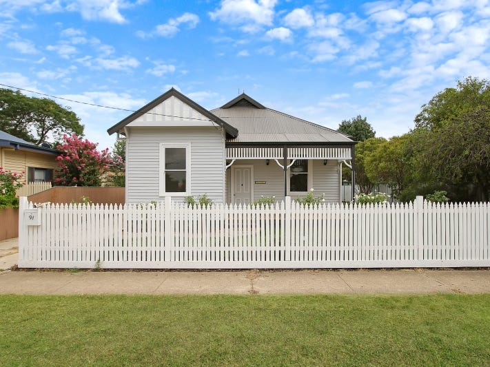 91 Benalla Street Benalla Vic 3672 House For Sale