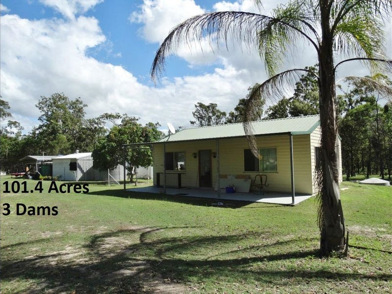 265 MULLER RD, Baffle Creek, Qld 4674