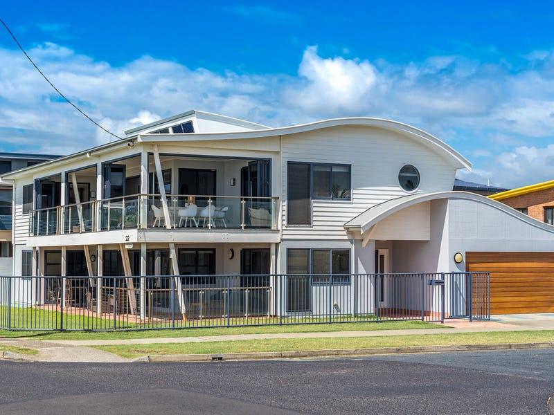 22 Pacific Parade, Lennox Head, NSW 2478