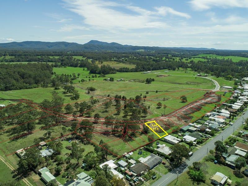 Lot 113 Beechwood Meadows Stage 2, Beechwood Via, Wauchope, NSW 2446