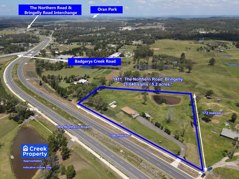 1411 The Northern Road, Bringelly, NSW 2556