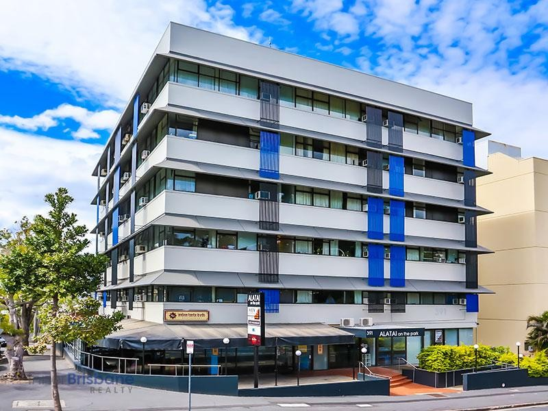 508/391  Wickham Terrace, Spring Hill