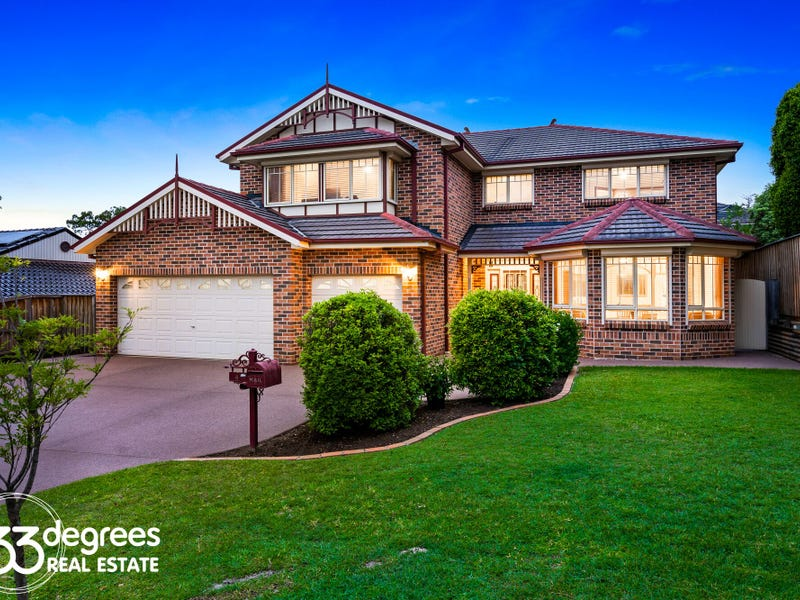 4 Shelly Crescent, Beaumont Hills, NSW 2155