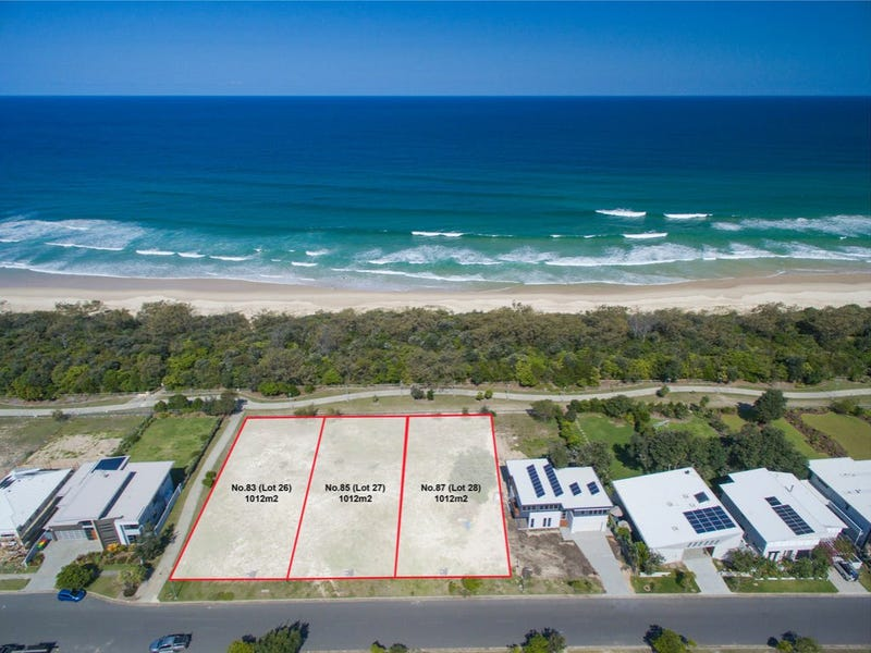 83,85,87 Cylinders Drive, Kingscliff, NSW 2487