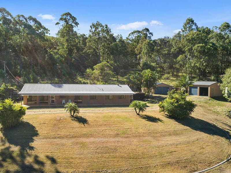 1524 Harvey Siding Road, Curra