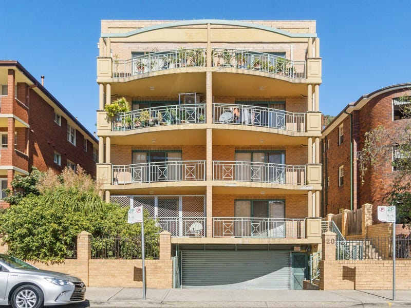 17/20 Belmore Street, Burwood, NSW 2134