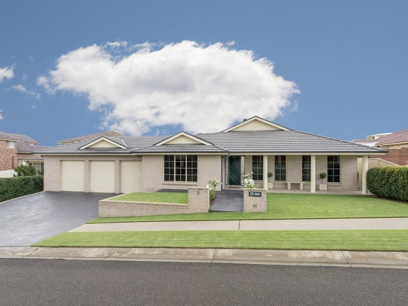 3 Wade Close, Luddenham, NSW 2745