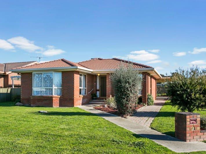 6 O'Dea Crescent, Kangaroo Flat, Vic 3555