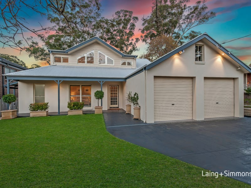18 Star Crescent, West Pennant Hills, NSW 2125