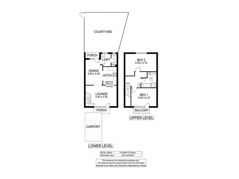 5/18 Township Road, Marion, SA 5043 - floorplan