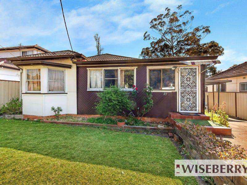 27 Mons Street, Condell Park, NSW 2200