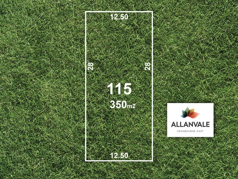 Lot 115, Mare Close (Allanvale), Cranbourne East, Vic 3977