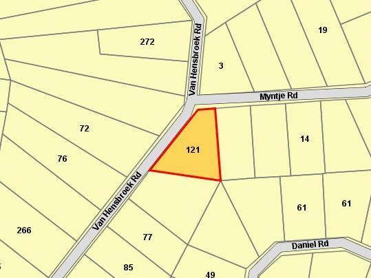Lot 121 Myntje Road, Bauple, Qld 4650