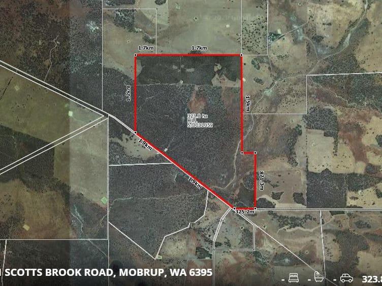 4631 SCOTTS BROOK ROAD, Kojonup, WA 6395
