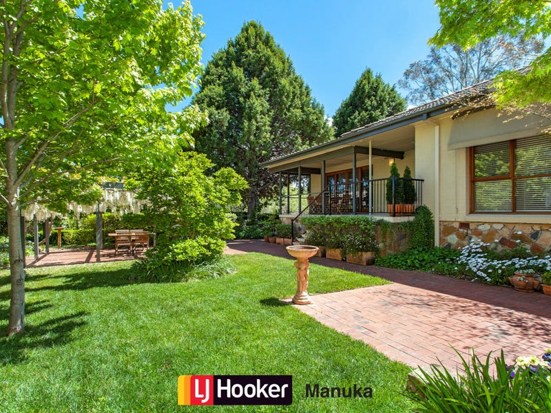 10 Creswell Street, Campbell, ACT 2612