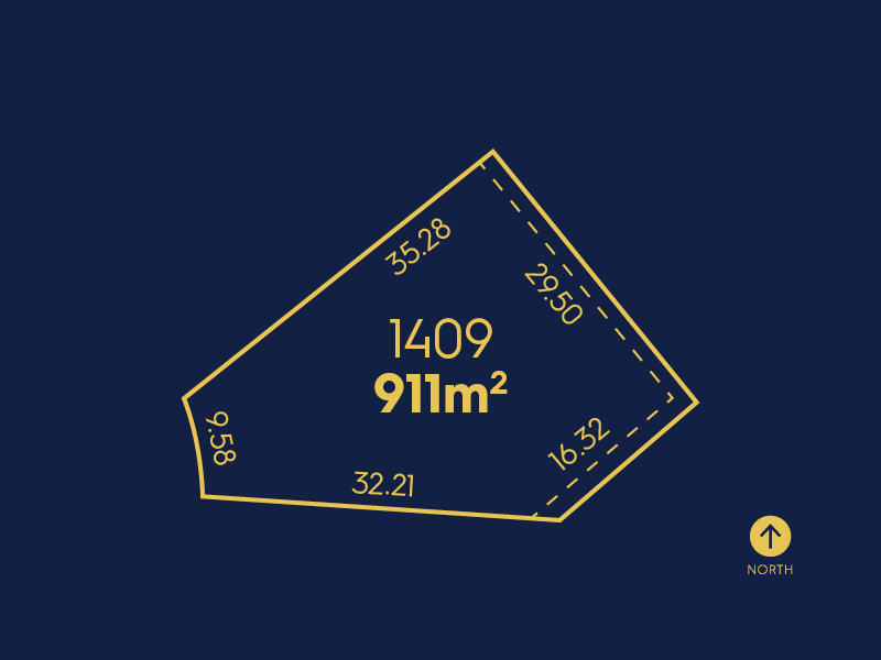 Lot 1409, 1880 Thompsons Road, Clyde North, Vic 3978