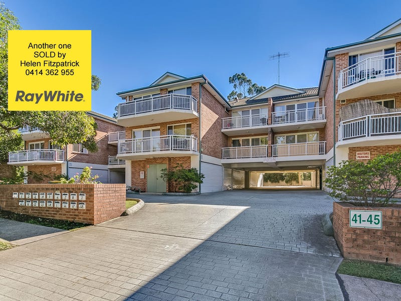 9/41-45 Evan Street, Penrith, NSW 2750