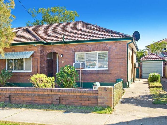 22 Ian  St, Maroubra, NSW 2035