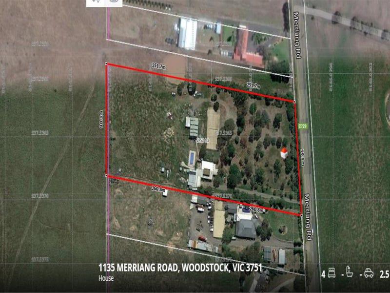 1135 Merriang Road, Woodstock, Vic 3751