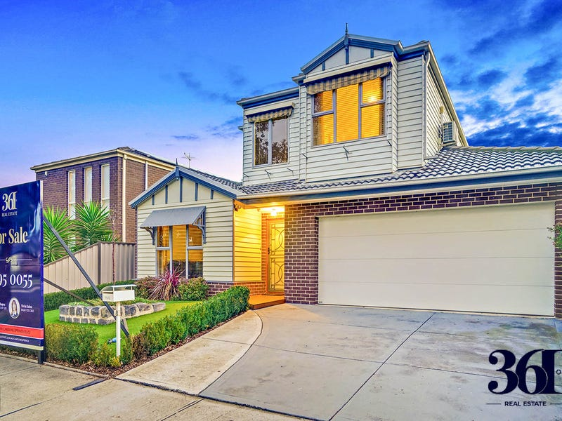 8 IRONBARK GROVE, Burnside Heights, Vic 3023