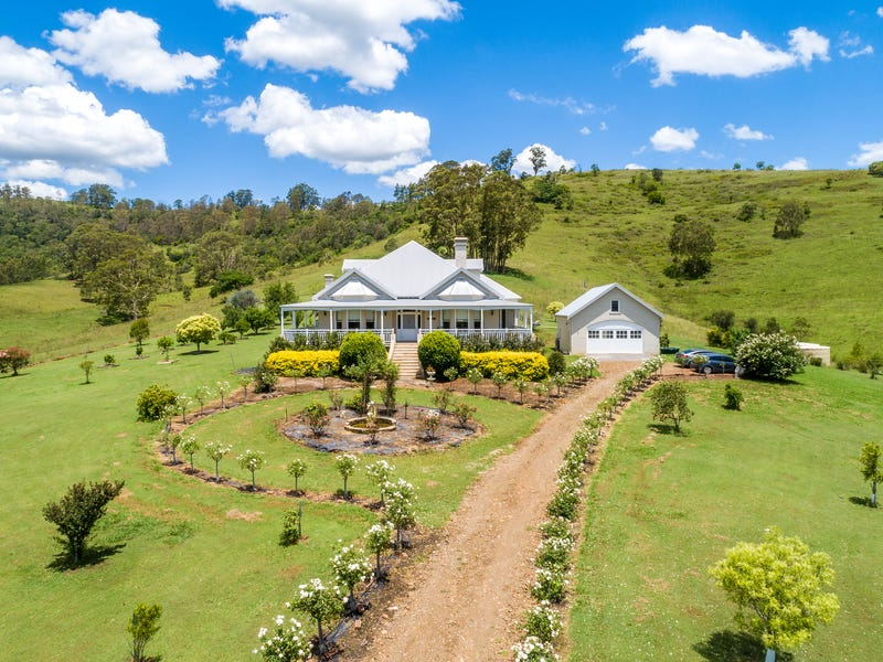 656 Clements Road, Lewinsbrook Via, East Gresford, NSW 2311