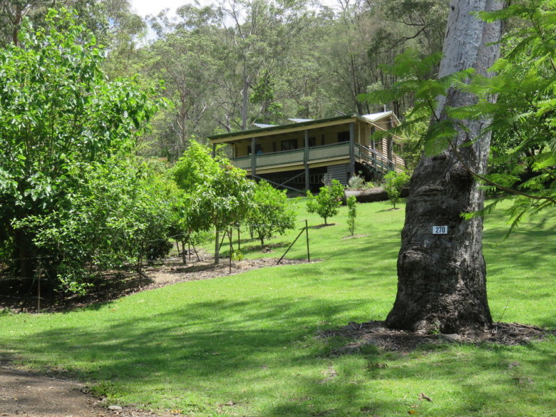 270 Cole Gully Road, Lefthand Branch, Qld 4343