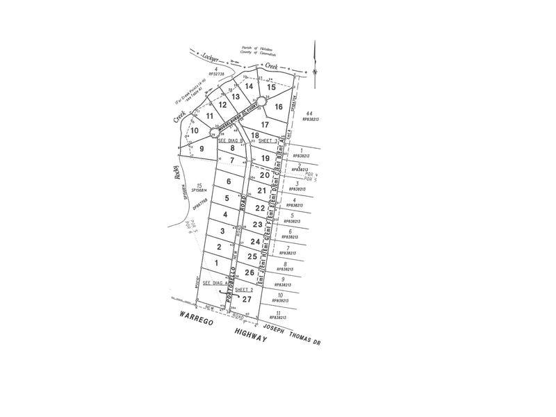 11 Lots Portobello Drive, Helidon Spa, Qld 4344