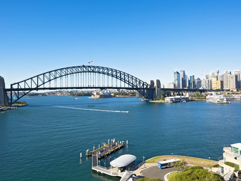 71/2a Henry Lawson Avenue, McMahons Point, NSW 2060
