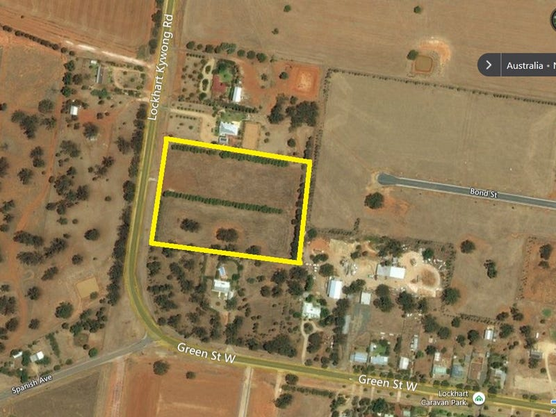 Lot 12 Green Street West, Lockhart, NSW 2656