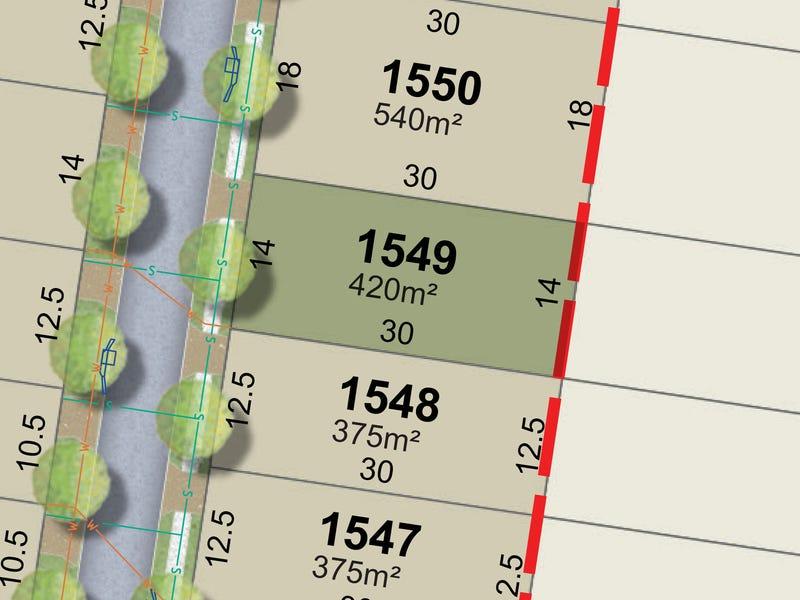 Lot 1549, Park Rise, Ripley, Qld 4306