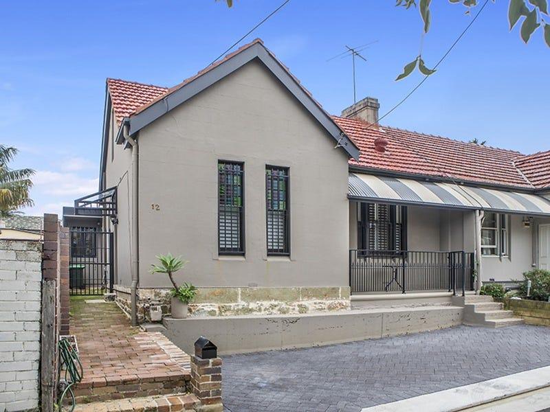 12 Alma Avenue, Marrickville, NSW 2204