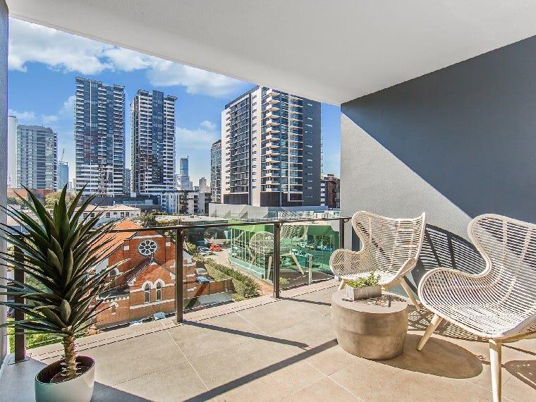 605/7 Manning Street, South Brisbane, Qld 4101