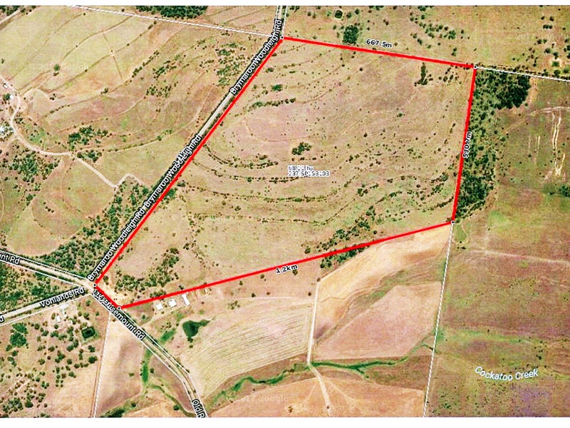 Lot.237. Old Rosemount Road, Quinalow, Qld 4403