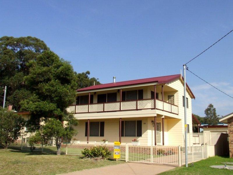 23 Beach Street, Lake Tabourie, NSW 2539