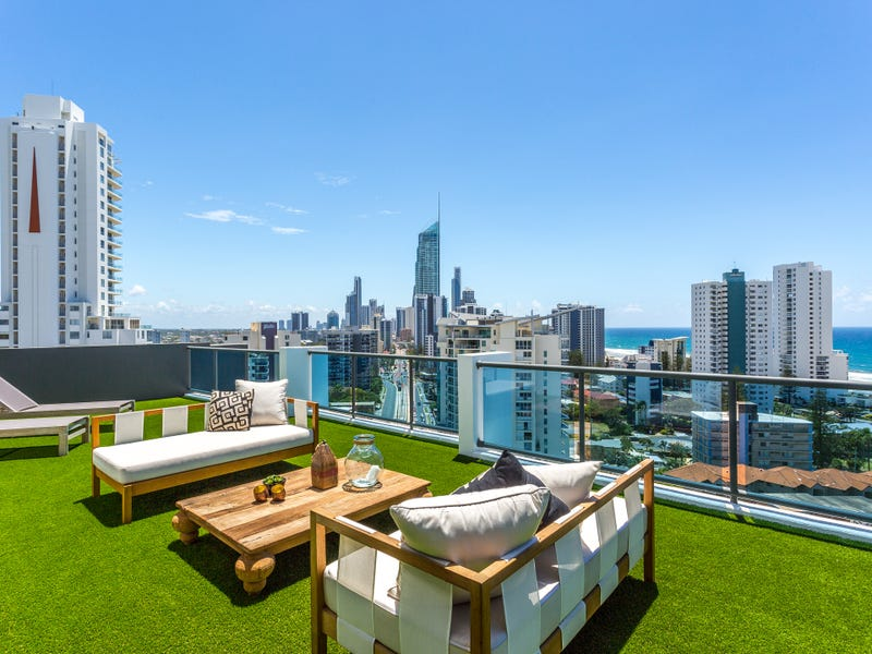 1403/2865  Gold Coast Highway, Surfers Paradise, Qld 4217